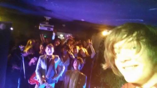 Bar 42 last night